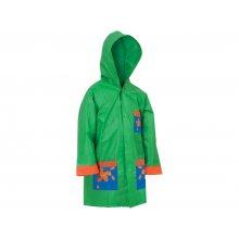CS, Pláštěnka dětská, FROGY, zelená, vel. 90 - 150 cm