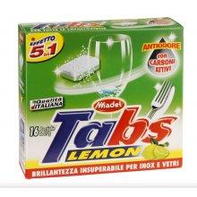 Madel, Multifunkční tablety do myčky na nádobí 5v1, 16 ks