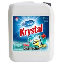 Dezinfekce podlah, KRYSTAL, 5 L