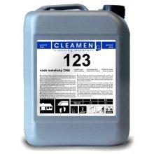CLEAMEN 123, vosk metalický, na podlahy ONE, 5 L
