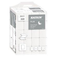 MT, Ručník skládaný Katrin Plus ZZ , 2vr., 4000 ks, super bílý