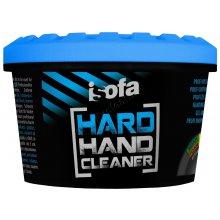 ISOFA HARD, pasta mycí, , na ruce, modrá, 500 g
