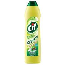 CIF, tekutý čístící písek, 500 ml, citrus