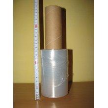 Fólie fixační ruční 125MM x 150M, 23MI, s prodlouženou dutinkou