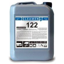 Prostředek čistící, CLEAMEN 122, na podlahy s leskem, parfémované, 5 L