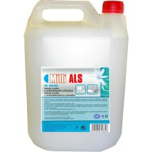 Mýdlo tekuté, MILLI ALS, čiré, bez parfemace, antibakteriální, 5 L