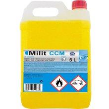Prostředek čistící, MILIT CCM, na koberce, nepěnivý, 5 L