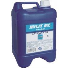 Prostředek čistící, MILIT MC, na stroje a vozidla, 5 L