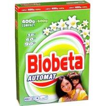 Prášek prací, BIOBETA AUTOMAT - COMPACT, univerzální, bioaktivní, 400 g